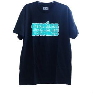 Etnies short sleeve slop SS tee shirt large